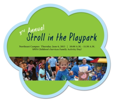 Stroll in the PlayPark 2013 event link